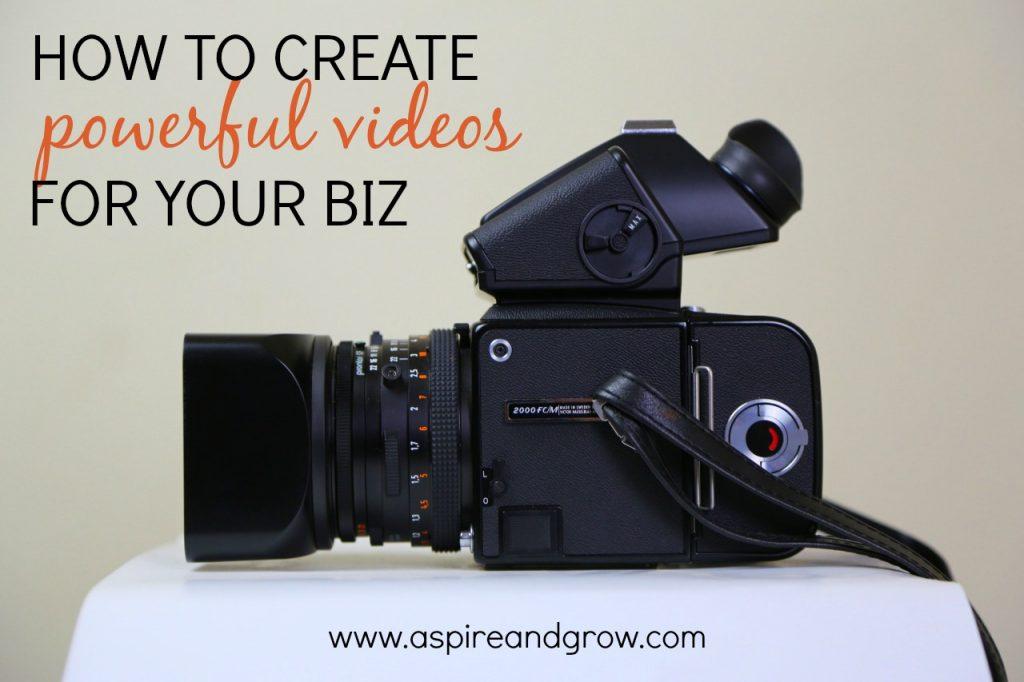 videos for biz