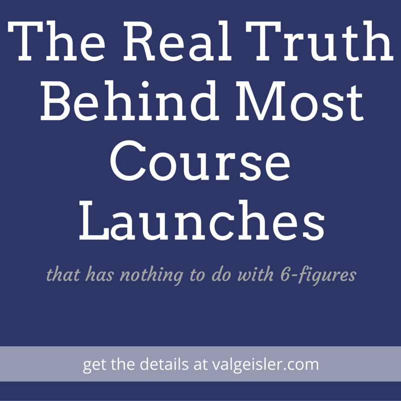 truth about launches